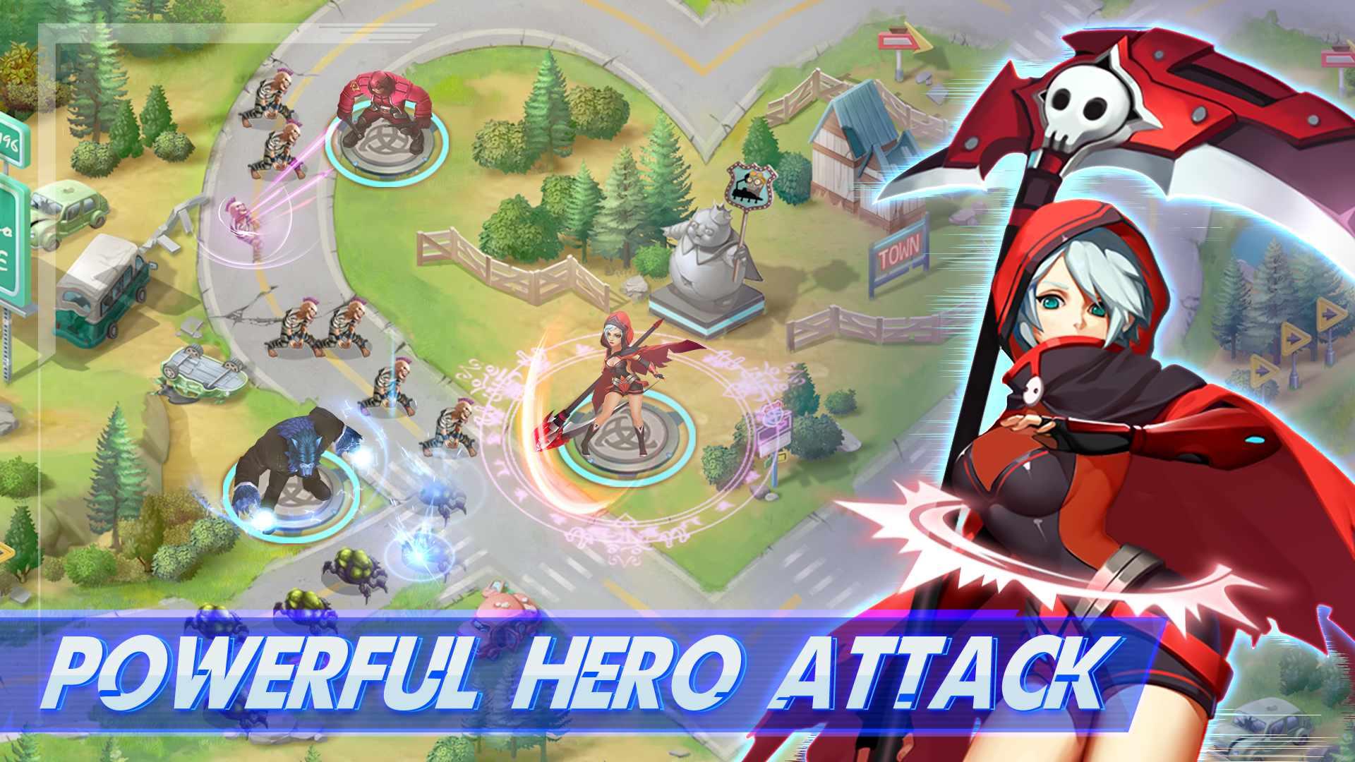 دانلود Ultimate War 1.7.20 – بازی استراتژیکی جنگ نهایی اندروید