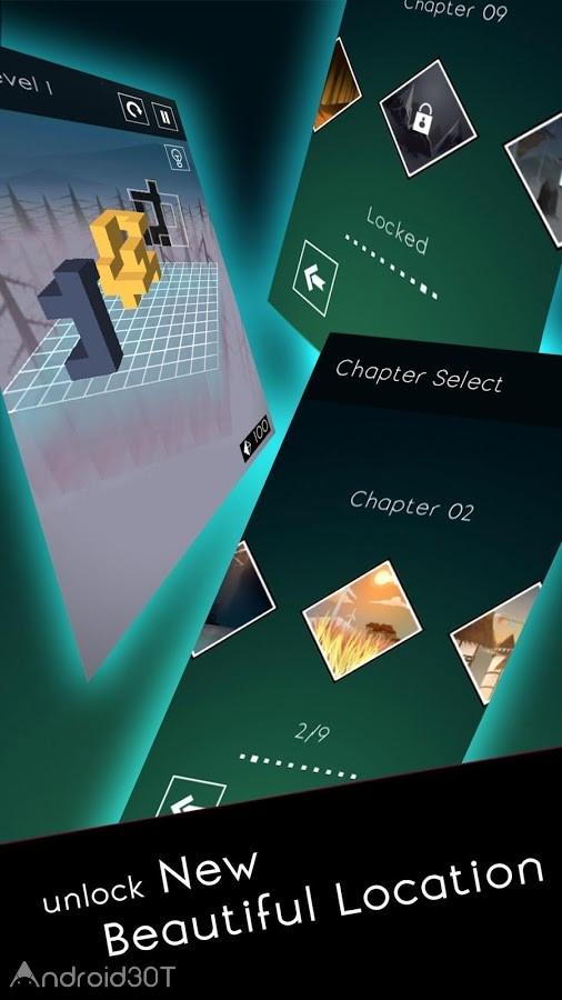 دانلود Umbra: Amulet of Light 1.1.0 – بازی پازلی سایه اندروید