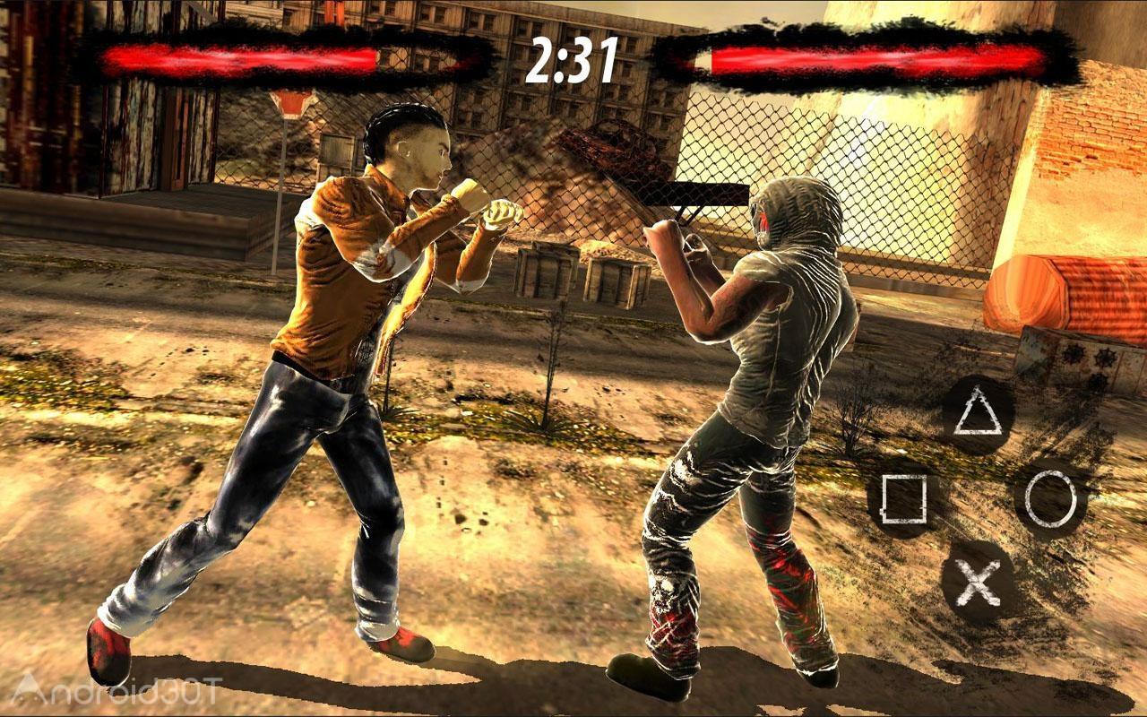 Unreal Fighter 1.015f – بازی مبارز غیر واقعی اندروید