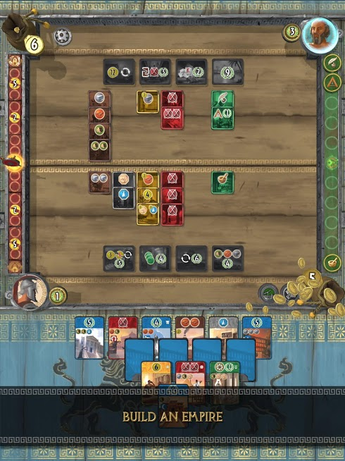 دانلود A 7 Wonders DUEL 1.0.0 – بازی تخته ای عجایب هفتگانه اندروید