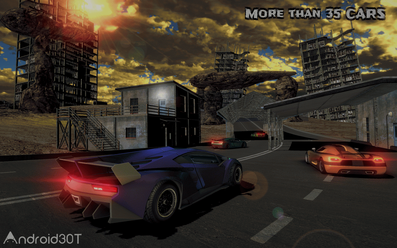 ۳ Victory Lane Racing – دانلود بازی ماشین رانی مسیر موفقیت اندروید