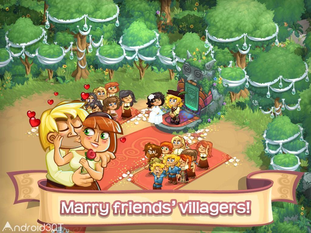 Village Life 241.0.5.270.0 – بازی جذاب زندگی روستایی اندروید