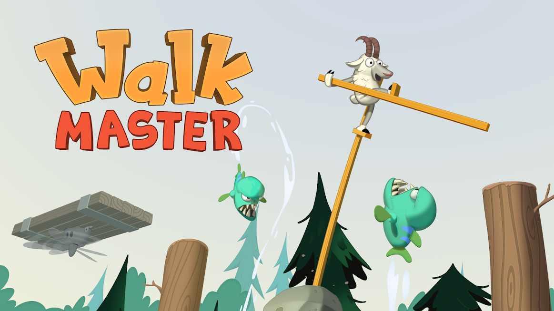 دانلود Walk Master 1.41 – بازی اکشن پیاده روی اندروید