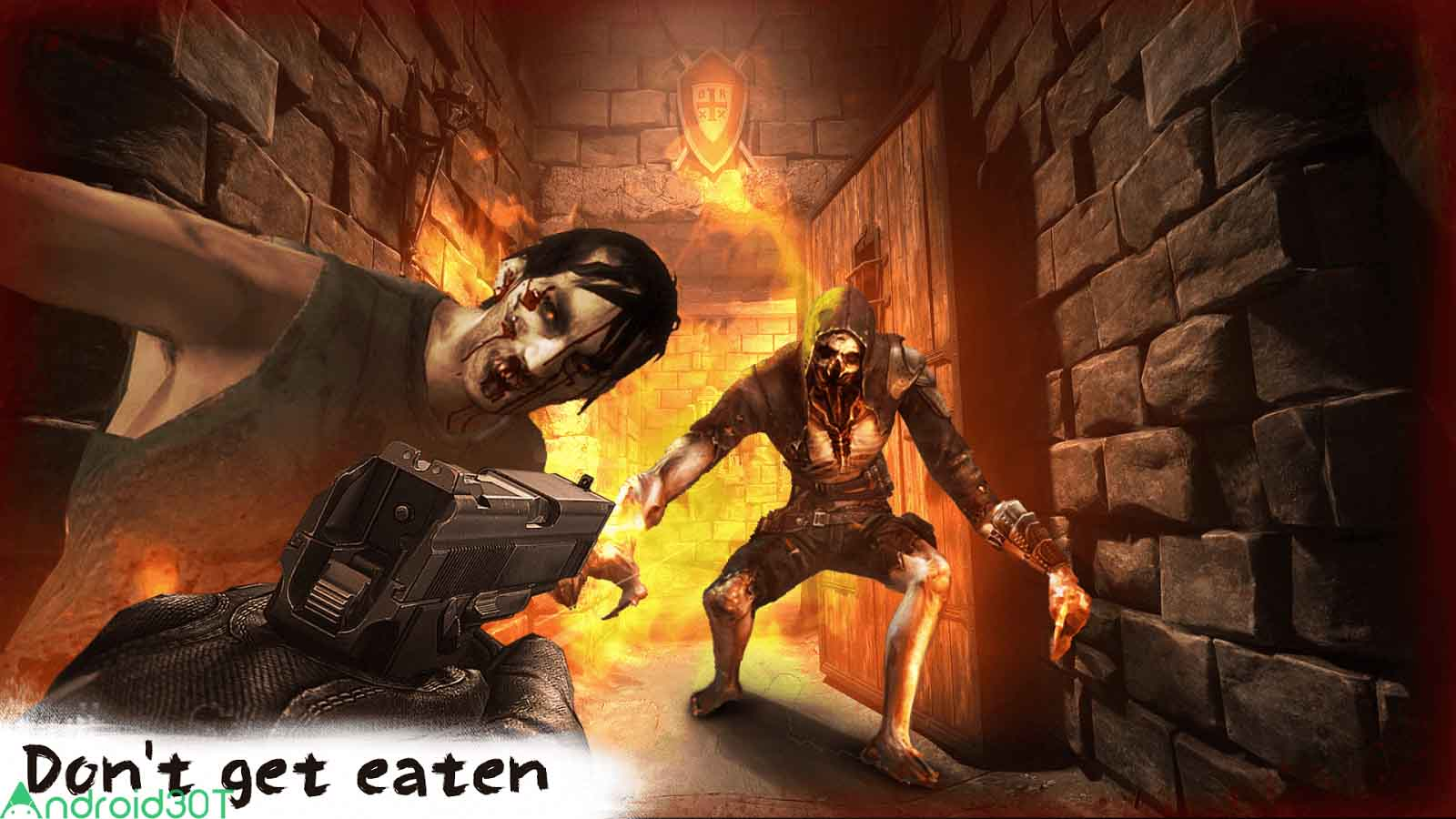 دانلود Walking Dead Invasion 2.1 – بازی اکشن تهاجم زامبی اندروید