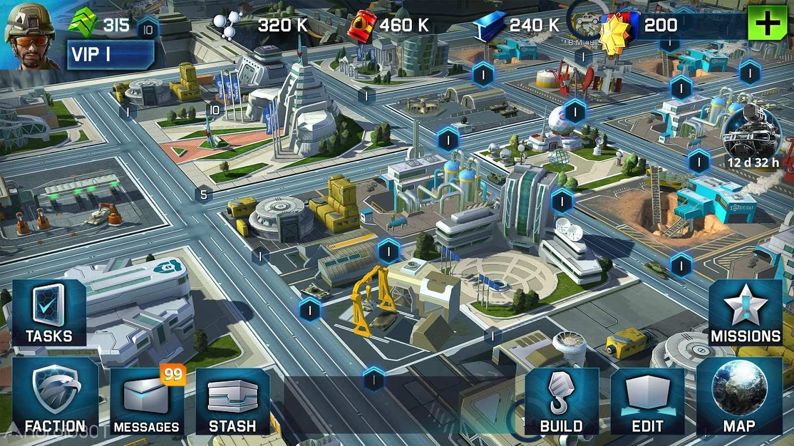 دانلود War Planet Online: Global Conquest 3.9.1 – بازی جنگ سیاره اندروید