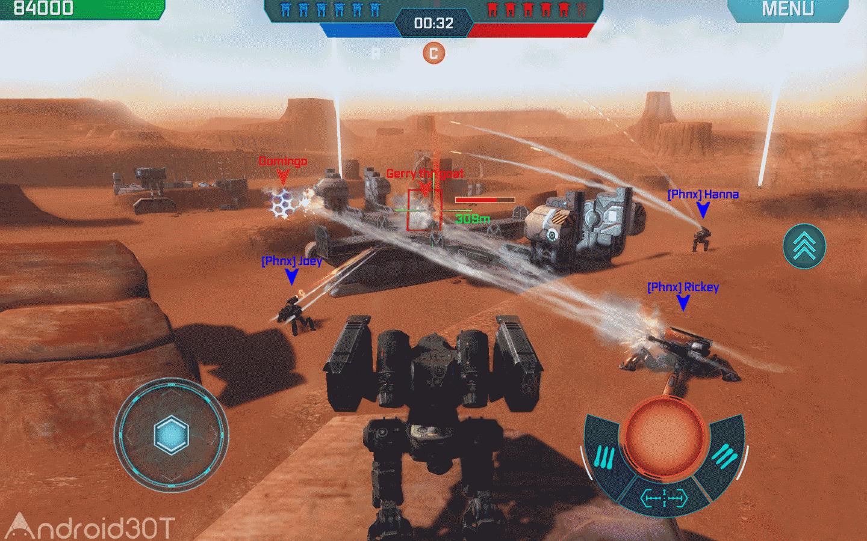 دانلود War Robots 7.0.1 – بازی ربات های جنگی اندروید