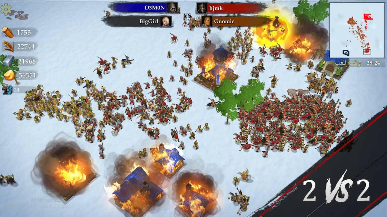 دانلود War of Kings 83 – بازی استراتژیکی جنگ پادشاهان اندروید