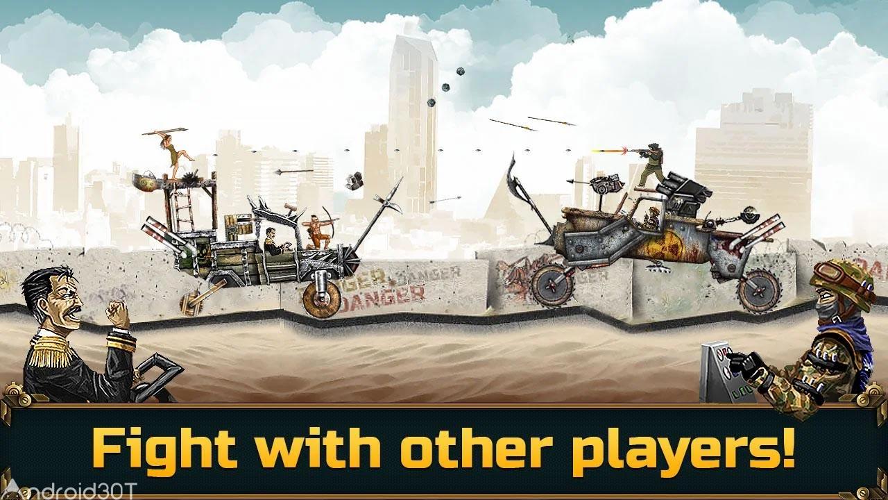 دانلود WarCars 0.1030 – بازی جذاب نبرد ماشین ها اندروید