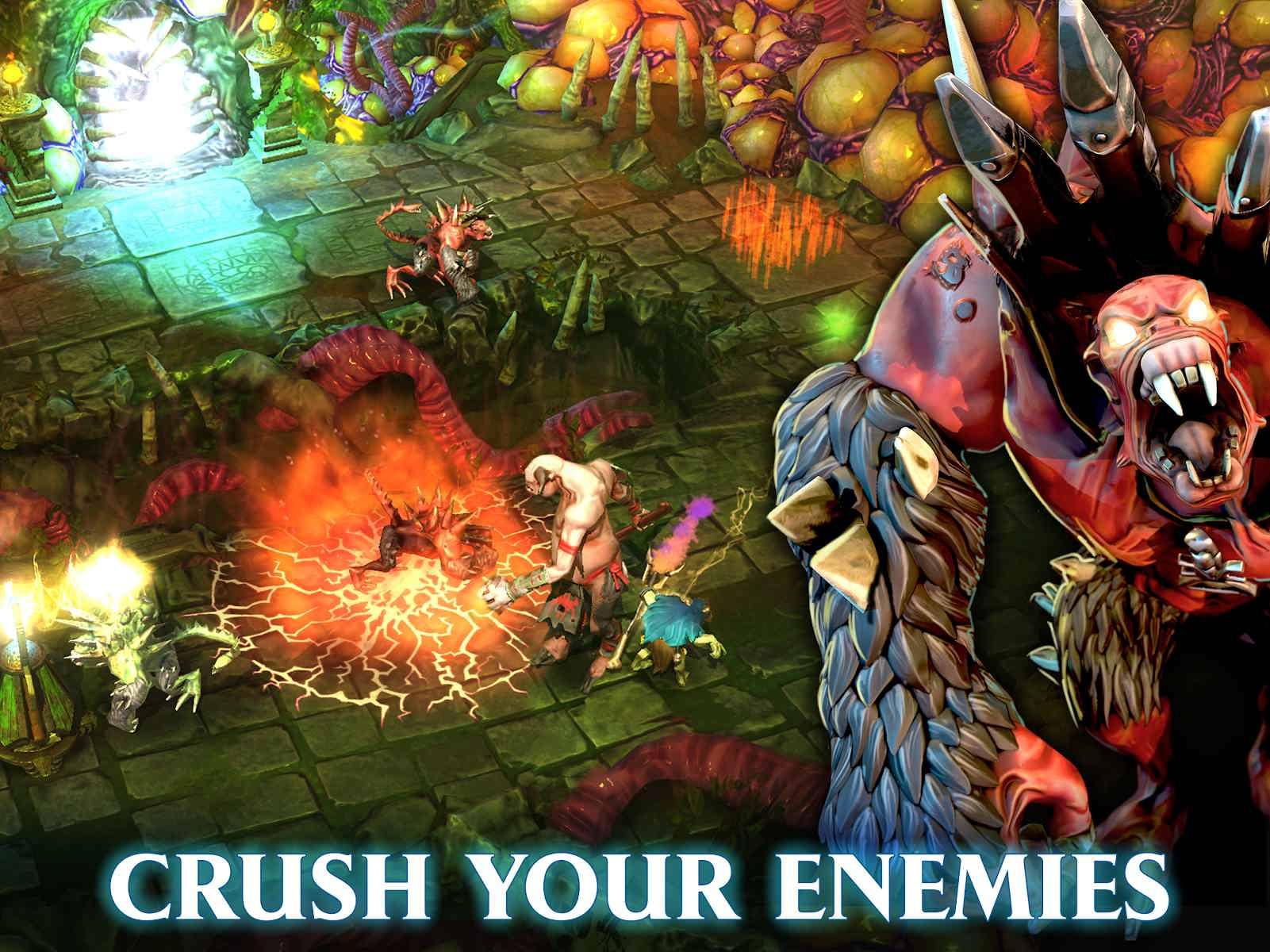 دانلود Warhammer Age of Sigmar 2.1.1 – بازی استراتژیکی قلمرو جنگ اندروید