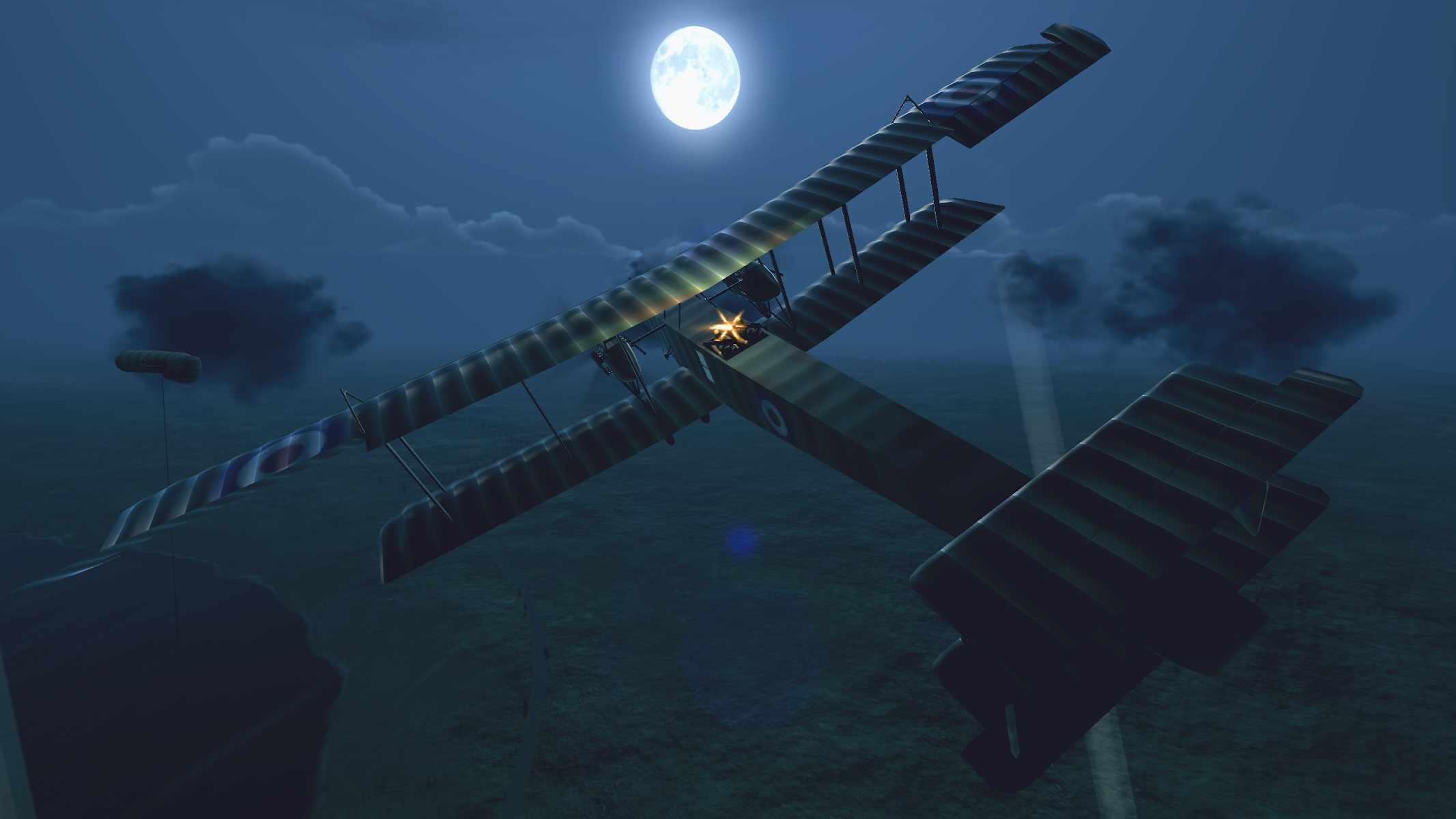 دانلود Warplanes: WW1 Sky Aces 1.3 – بازی اکشن هواپیماهای جنگی اندروید