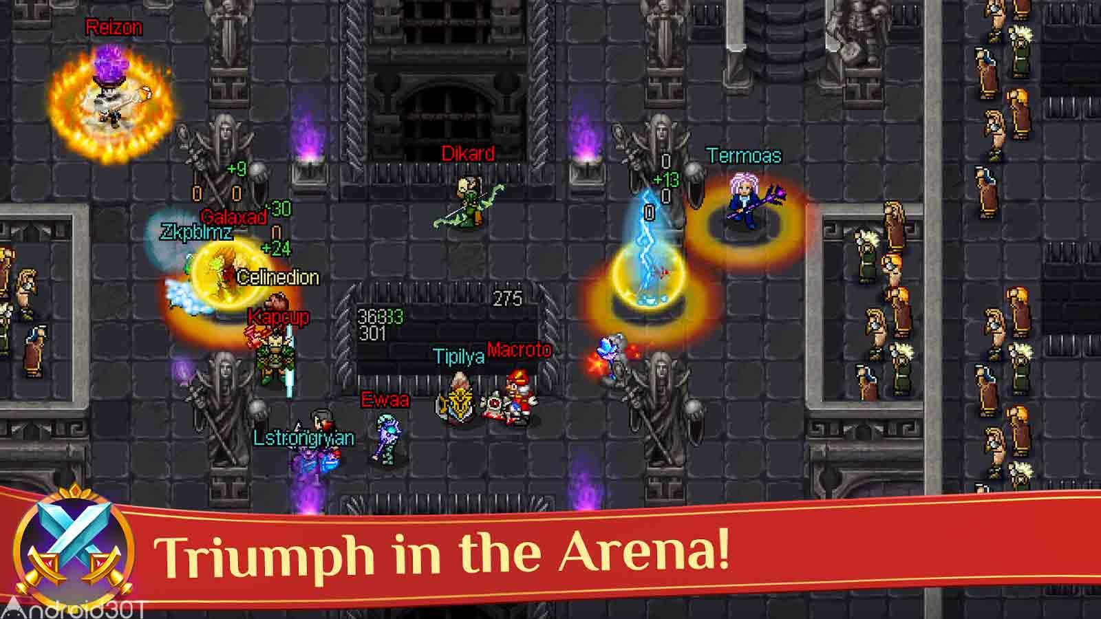 دانلود Warspear Online 8.2.2 – بازی جنگ ستارگان آنلاین اندروید