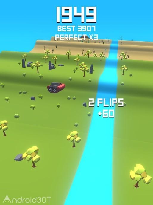 دانلود Waves 1.2.5 – بازی رقابتی امواج اندروید