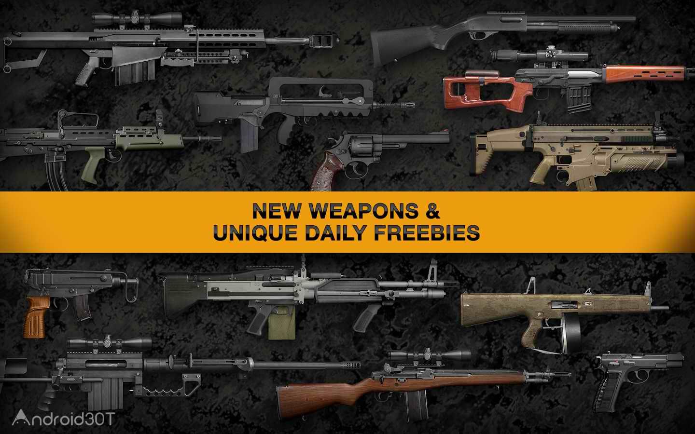 دانلود Weaphones™ Gun Sim Free Vol 2 v1.3.2 – بازی شبیه سازی اسلحه 2 اندروید