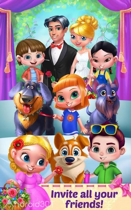 دانلود 1.0.3 Wedding Fiasco – The Race for the Perfect Dress – بازی دخترانه لباس عروس اندروید