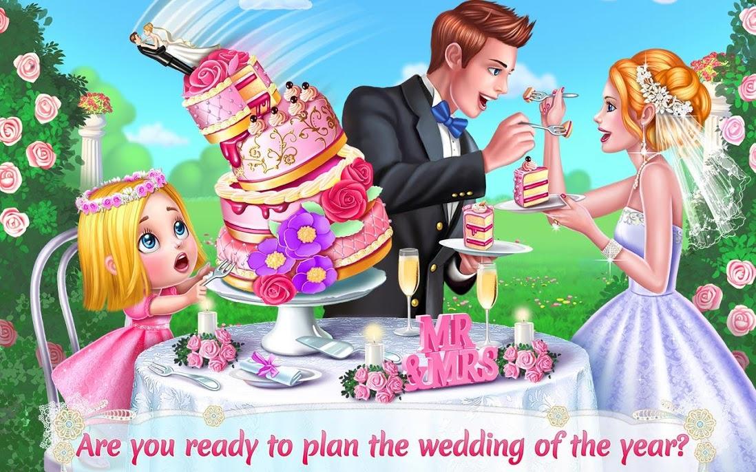 دانلود 1.0.5 Wedding Planner – بازی دخترانه طراحی مراسم عروسی اندروید