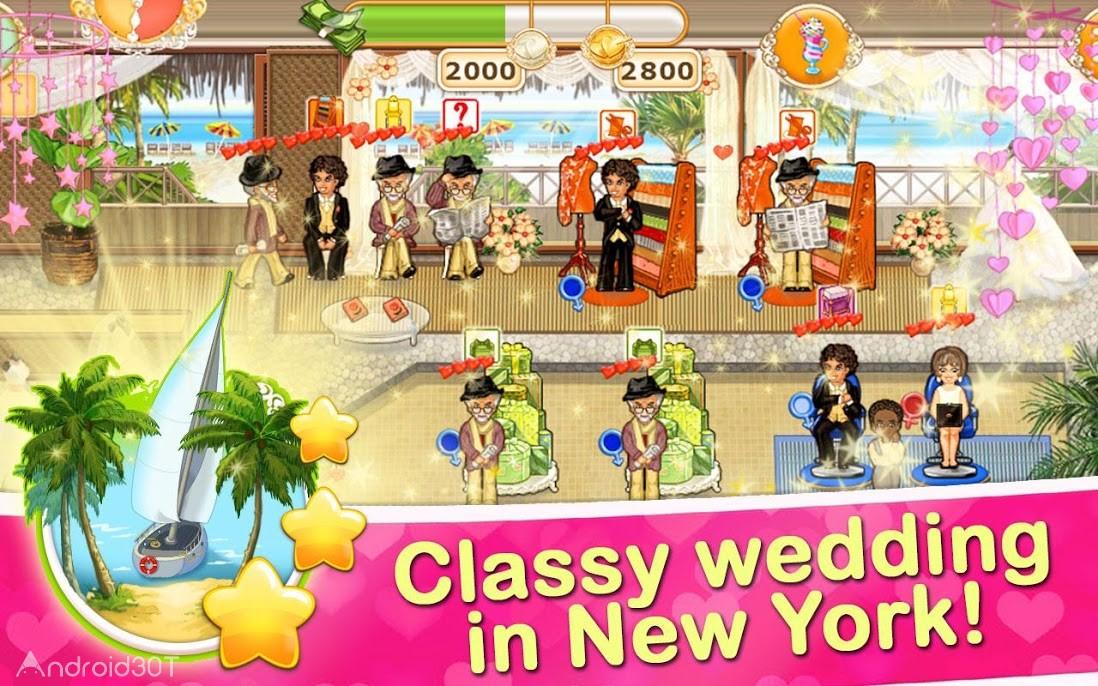 دانلود 2.3 Wedding Salon – بازی دخترانه سالن آرایش عروس اندروید