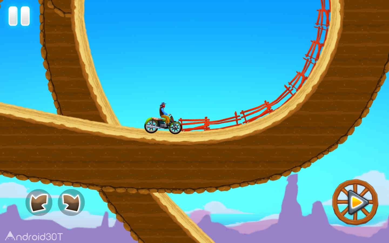 دانلود Wild West Race 3.61 – بازی اکشن مسابقات غرب وحشی اندروید