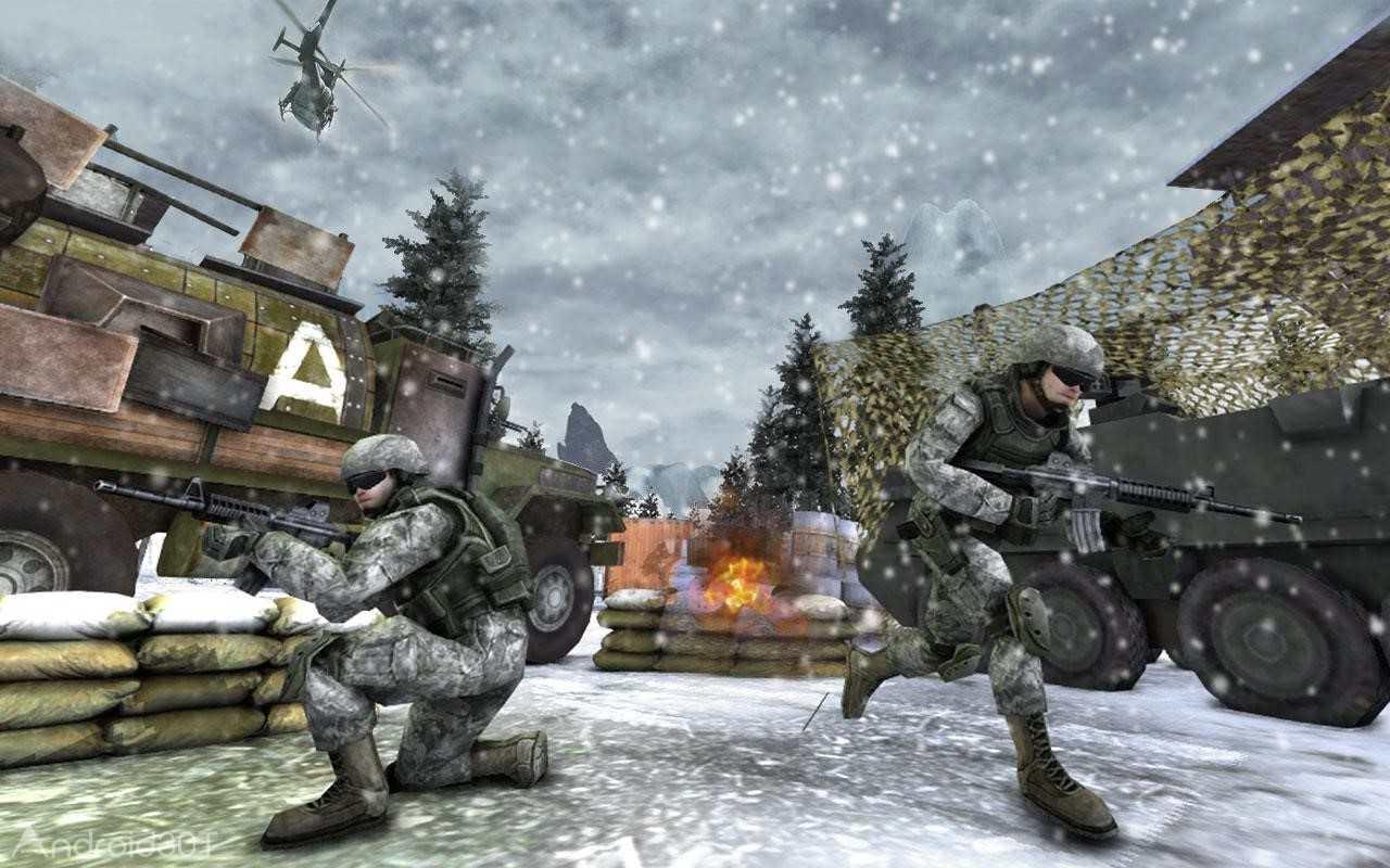 دانلود Winter Mountain Sniper 1.2.1 – بازی تک تیراندازی ۲۰۱۸ اندروید
