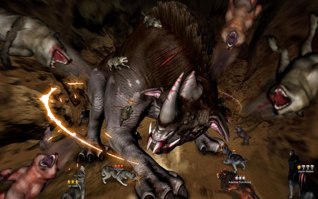 دانلود Wolf Online 3.4.1 – بازی ماجرایی آنلاین گرگ اندروید