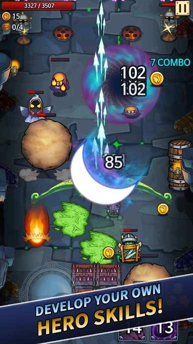 دانلود 2.1.7 Wonder Knights : Retro Shooter – بازی نقش آفرینی شوالیه های شگفت انگیز اندروید