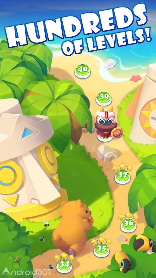 دانلود Wonderland Blast 2.3.5 – بازی پازلی انفجار سرزمین عجایب اندروید