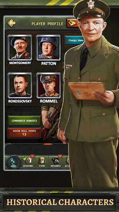 دانلود ۲۰۱۹٫۴٫۰ World at War: WW2 Strategy MMO – بازی استراتژی جهان در جنگ اندروید