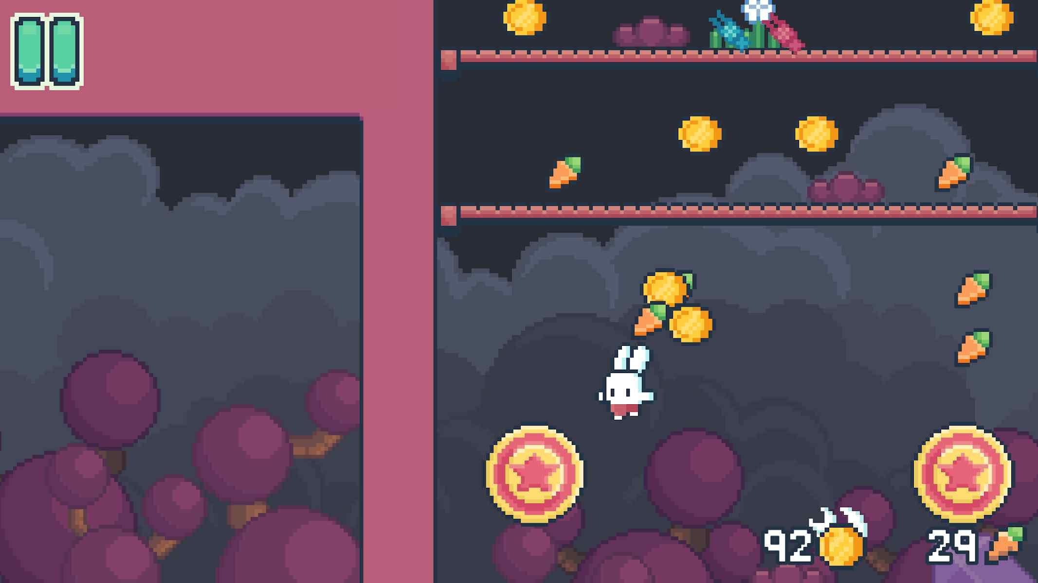 دانلود Yeah Bunny 2 v1.2.7 – بازی جذاب کودکانه برای اندروید