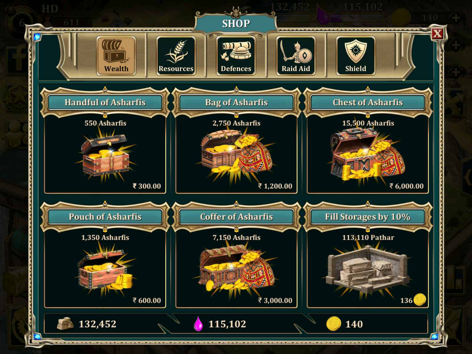 دانلود YuddhBhoomi: the epic war land 2.1.6 – بازی استراتژیکی برای اندروید