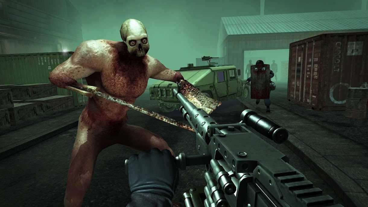 دانلود Zombeast: Survival Zombie Shooter 0.25.1 – بازی زامبی کشی اندروید
