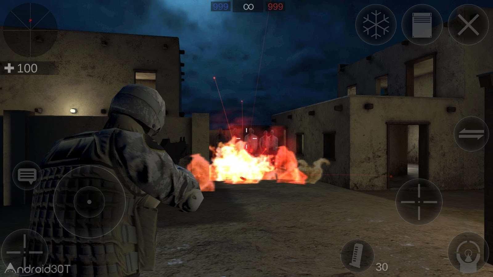 دانلود Zombie Combat Simulator 1.3.8 – بازی اکشن نبرد با زامبی ها اندروید