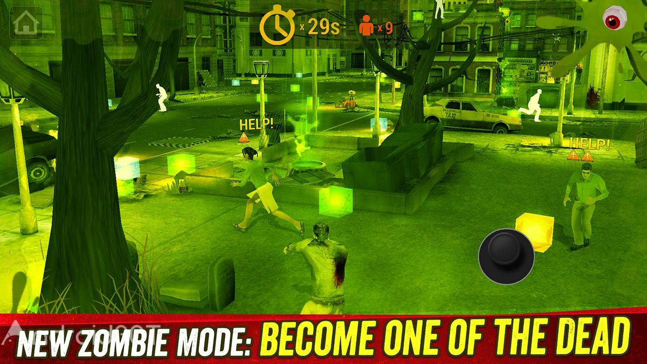 دانلود Zombie Hunter: Apocalypse 3.0.26 – بازی مهیج شکارچی زامبی اندروید