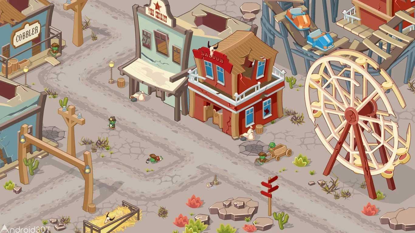 دانلود Zombie World: Tower Defense 1.0.19 – بازی جهان زامبی ها اندروید