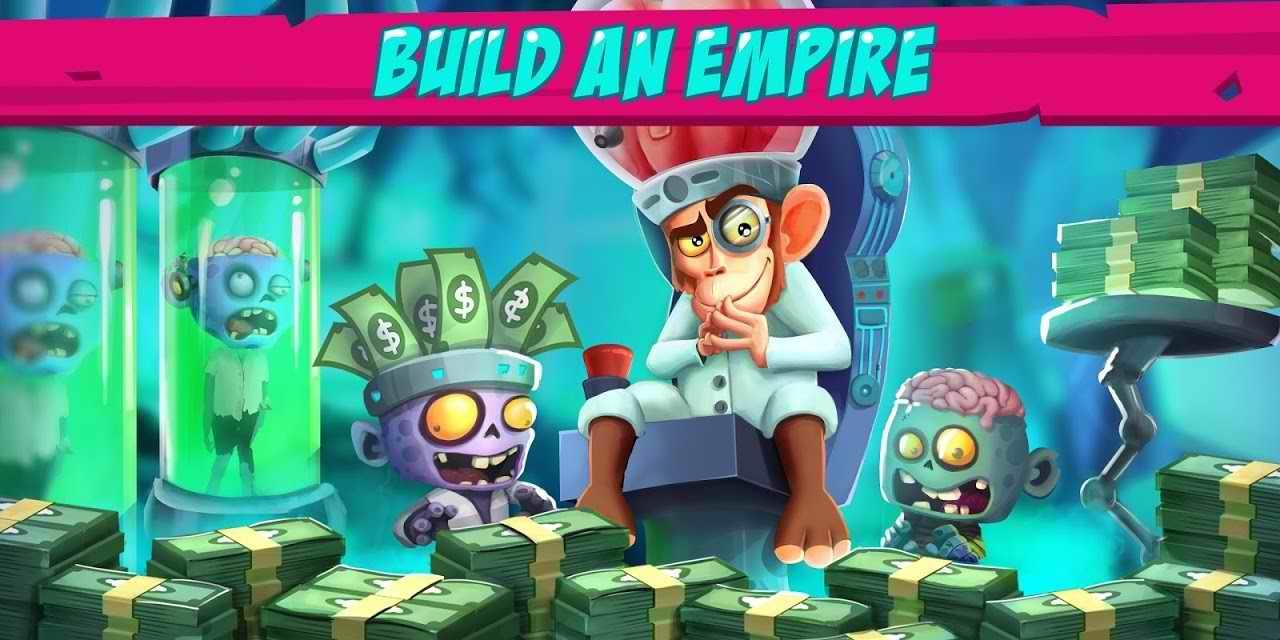 دانلود Zombies Inc 2.2.3 – بازی آزمایشگاه ساخت زامبی برای اندروید