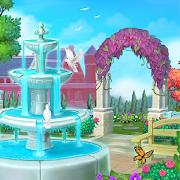 دانلود Royal Garden Tales 0.9.5 - بازی زیباسازی باغ سلطنتی اندروید
