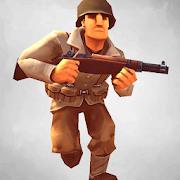 دانلود Mighty Army : World War 2 1.0.9 - بازی اکشن تیراندازی اندروید