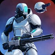 دانلود CyberSphere: Sci-fi Shooter 2.0.3 - بازی اکشن تیراندازی فضایی اندروید