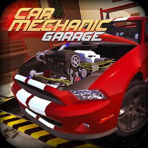 دانلود Car Mechanic Job: Simulator 1.1.11 - بازی شبیه سازی مکانیک ماشین اندروید
