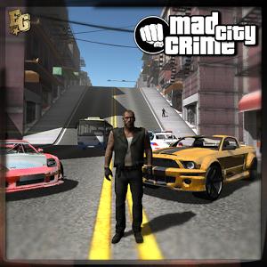 دانلود Mad City Crime 2 v2.53 - بازی اکشن دیوانه شهر جنایت 2 اندروید