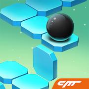 دانلود Dancing Ball World : Music Tap 1.1.5 - بازی اعتیادآور جالب برای اندروید