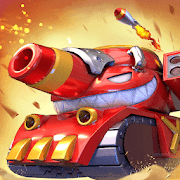 دانلود Dank Tanks 2.3.5 - بازی آنلاین نبرد تانک برای اندروید