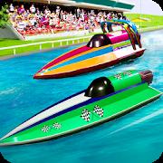 دانلود Speed Boat Racing 13.0 - بازی مسابقات قایق رانی اندروید