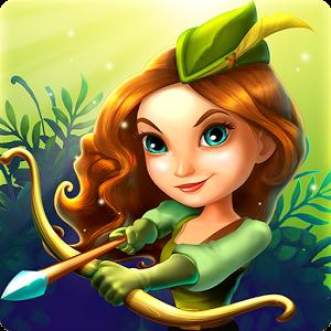 دانلود Robin Hood Legends 2.0.9 - بازی پازلی رابین هود اندروید