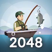 دانلود A 2048 Fishing 1.14.5 – بازی استراتژیکی ماهیگیری 2048 اندروید