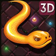دانلود 3D Snake . io 3.7 - بازی مار سه بعدی برای اندروید