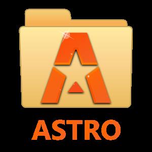 ASTRO File Manager 4.6.3.4 - فایل منیجر قدرتمند آسترو برای اندروید