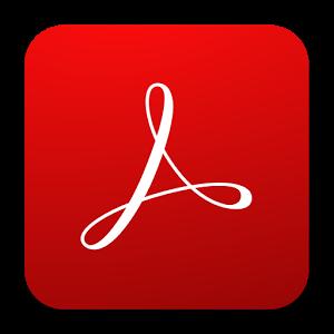 دانلود Adobe Acrobat Reader 20.4.0 - نرم افزار PDF خوان آدوب ریدر اندروید