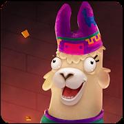دانلود Adventure Llama 1.0  - بازی ماجراجویی لاما اندروید