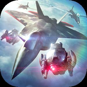 دانلود Aero Strike 1.3.11 - بازی پرطرفدار مهاجم فضایی اندروید
