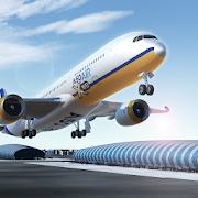 دانلود Airline Commander - A real flight experience 1.3.7 - بازی شبیه سازی پرواز با هواپیما اندروید