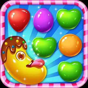 دانلود Amazing Candy 2.0.0.3127 - بازی آب نبات شگفت انگیز اندروید